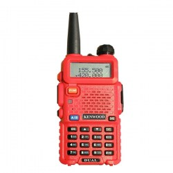 kenwood tk-f8 dual band red